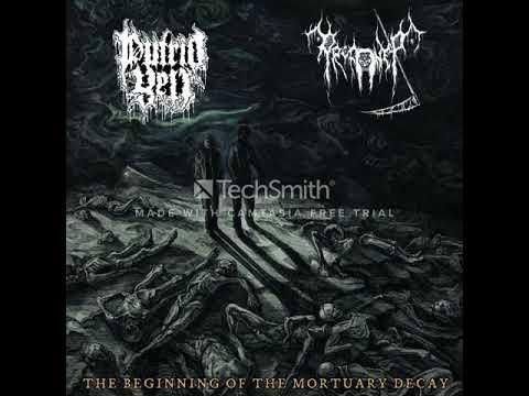 Putrid Yell / Profaner - The Beginning Of The Mortuary Decay (Full Split 2016)