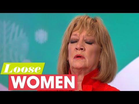 Amanda Barrie Reveals Her Fear of Death | Loose Women