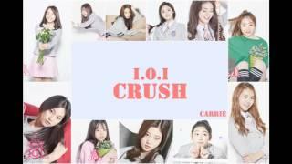 [COVER]아이오아이 (I.O.I) -  Crush