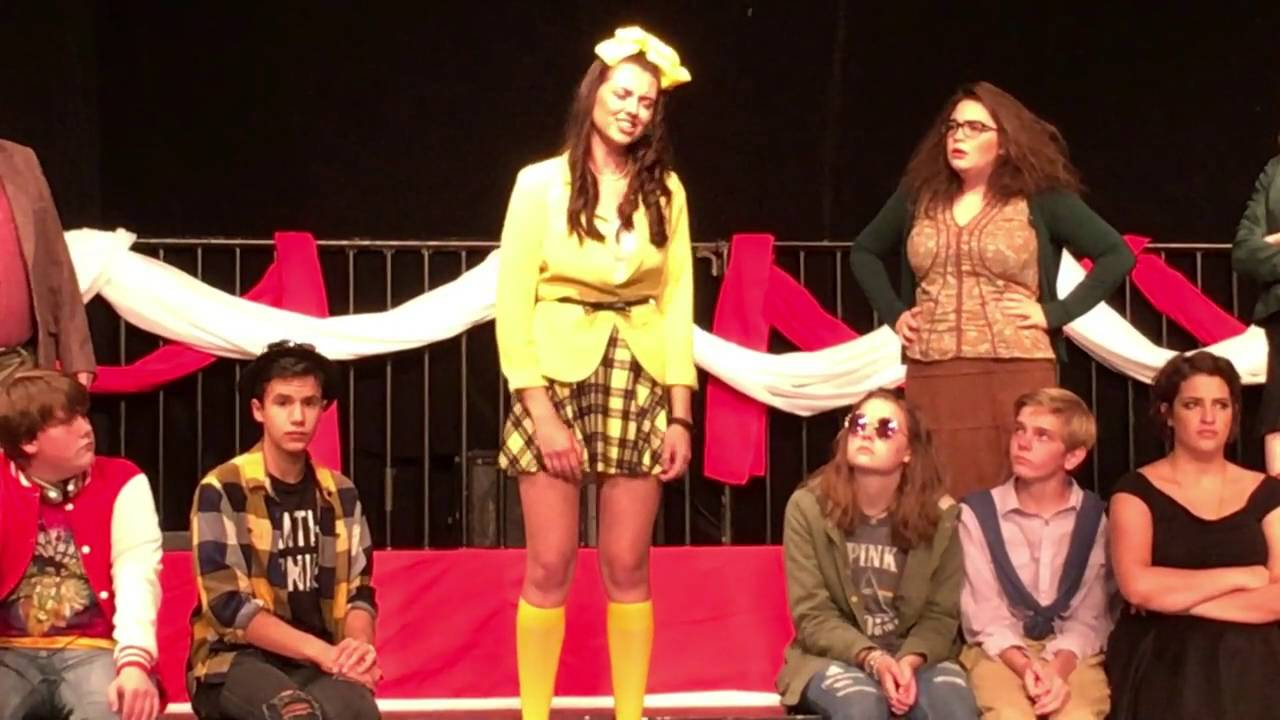 heathers the musical youtube