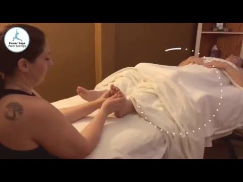 Swedish Massage in Palm Springs