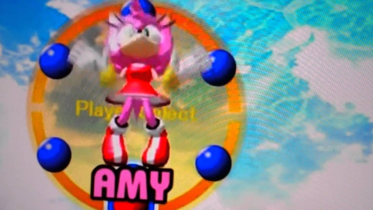 Amy Rose Panties Scenes