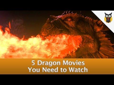 Make Top 5 Dragon Movies You Need To Watch! Pics