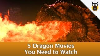 Top 5 Dragon Movies You Need To Watch!