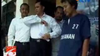 Pembobol ATM Ditangkap