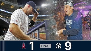 Yankees Game Highlights: September 19, 2019