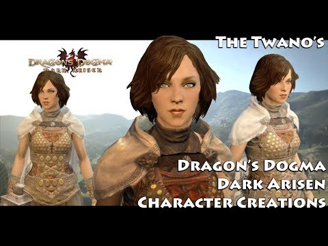 Dragon's Dogma (Dark Arisen) - Character Creation (Cute Female) #6