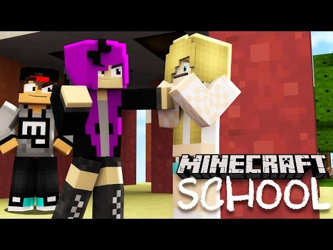 Minecraft School - A NEW BULLY JOINS THE SCHOOL!