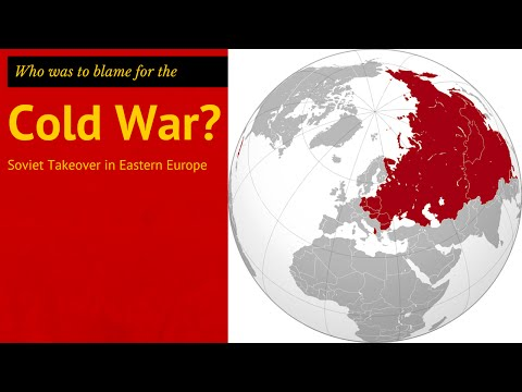 5: GCSE History - Communist takeover of Eastern Europe 1945-48