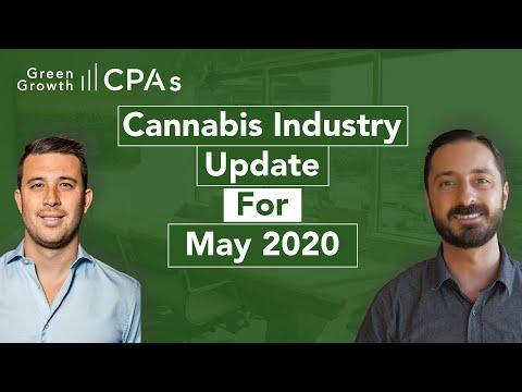 Cannabis Industry Update: Cannabis Business Taxes, Weedmaps, Cannabis News