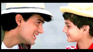 father son love status | fathers day status | fathers day aamir khan song | akele hum akele tum
