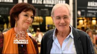 une famille formidable lundi 20h55 TF1 4 12 2015