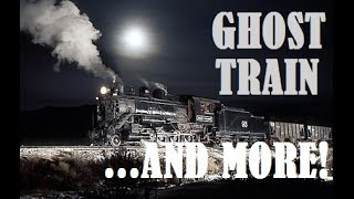 Ghost Train + Ghost Predators + Celebrity Ghost Stories + Incubus
