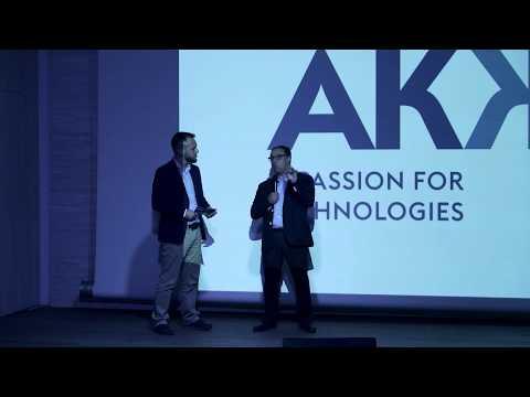 AKKA Technologies Madrid Tech night