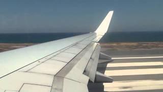Boeing 737-800. Взлет из аэропорта г. Ираклион о.Крит 25.08.11(Boeing 737-800. Взлет из аэропорта г. Ираклион о.Крит 25.08.11., 2011-08-28T08:40:26.000Z)