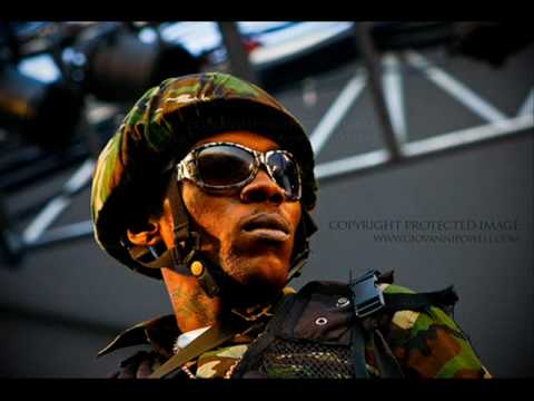 Vybz Kartel ft Gaza Slim - Like A Jockey {Street Groove Riddim} MAY 2010