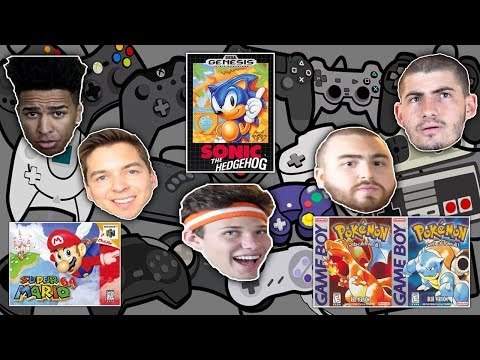 GUESS THAT THEME SONG CHALLENGE!! VIDEO GAME EDITION!! 2HYPE