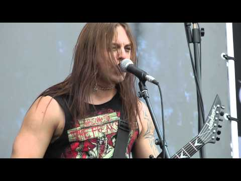 Bullet for my Valentine - Fever (live at Graspop 2010)