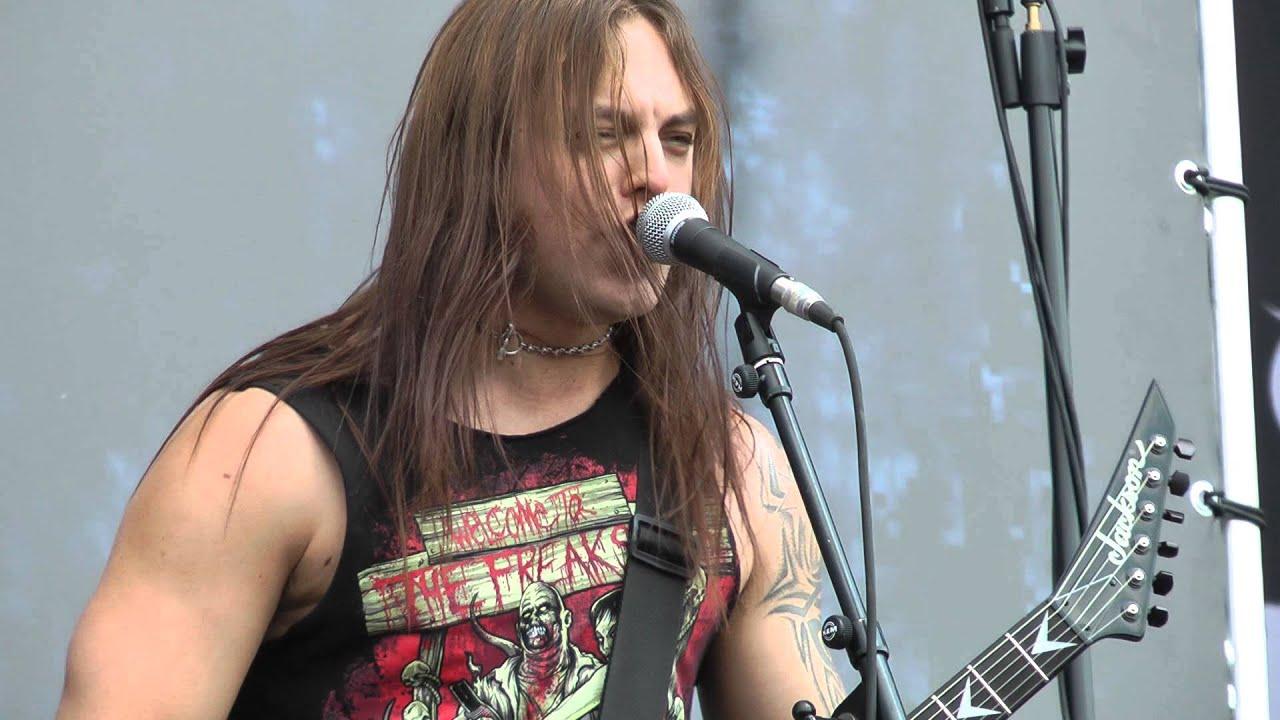 Bullet For My Valentine   Fever (live At Graspop 2010)