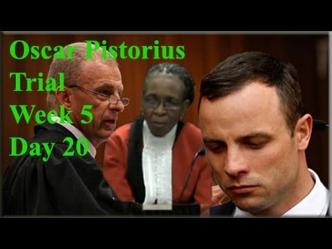 Oscar Pistorius Trial: Thursday 10 April 2014, Session 1
