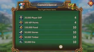 Cargo ship spesial! Captain's Special 20K Player XP (x4)