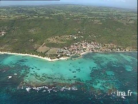 Guadeloupe : Côtes de Marie-Galante