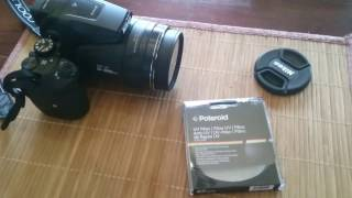 NIKON P900 filtr UV 67mm - zabezpieczenie obiektywu