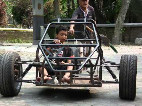 T Rex Trike Do A Test Framework Without Engine Replica
