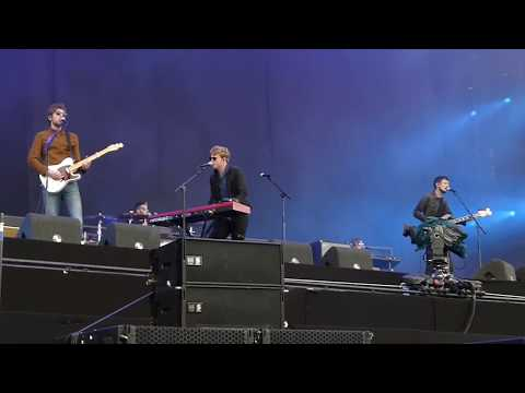 """Kodaline """"Brother"""" (New Single) - Live at Pinkpop Festival 2017"""