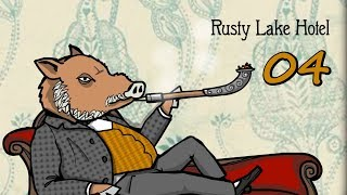 หมูป่าอบซอสมะเขือเทศ : Rusty Lake Hotel #04
