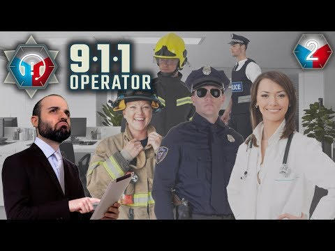HACE FALTA NUEVO PERSONAL   911 OPERATOR Gameplay Español