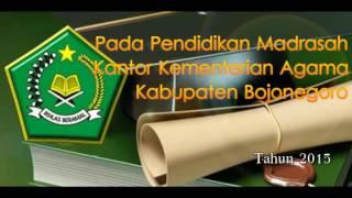 Hymne Madrasah Instrumen dan Teks