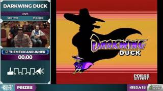 Darkwing Duck by themexicanrunner in 13:42 - Awesome Games Done Quick 2017 - Part 164