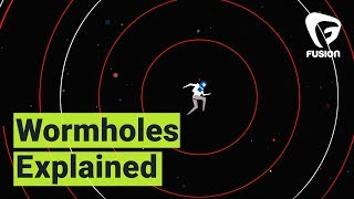 Wormholes explained in under three minutes