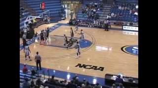 Southeastern Oklahoma State University vs Harding University 2014 (Urald King)
