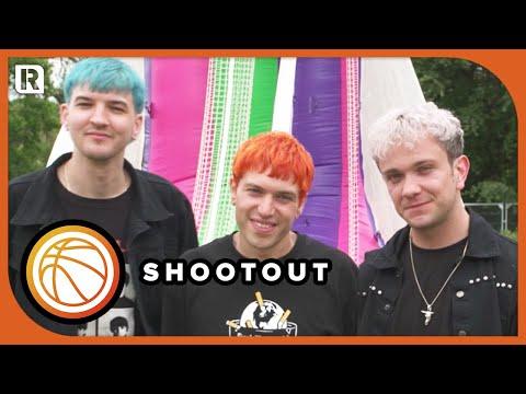 WSTR Have A Basketball Shootout Match - Festival Funfair