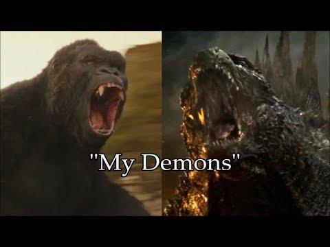 [MMV] Godzilla and King Kong - My Demons (9,000 subscribers)