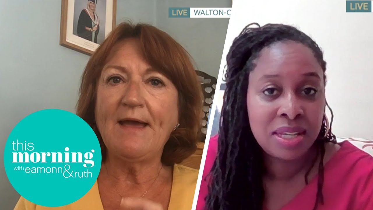 Download Dawn Butler MP Says Police Racially Profiled Her in Stop and Search | This Morning