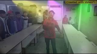 OUR ROCK CHANDAN SINGH (CK)  DANCE IN TELE ONE