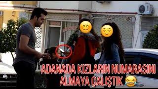 Adana'da Kızların Numarası Almaya Çalıştık (Part1)