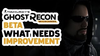 Changes We Want In Ghost Recon: Wildlands After Playing The Beta