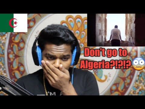 INDIAN REACTION TO Don't go to Algeria - Travel film by Tolt