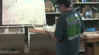 Part 14: Corner Cabinet Series From Mastering Woodworking With Charles Neil