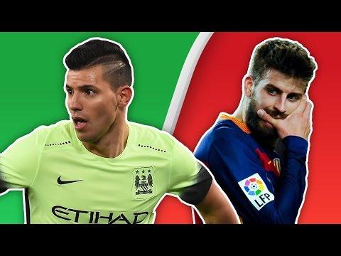 Is Sergio Aguero The Best Striker In The World? | Winners & Losers