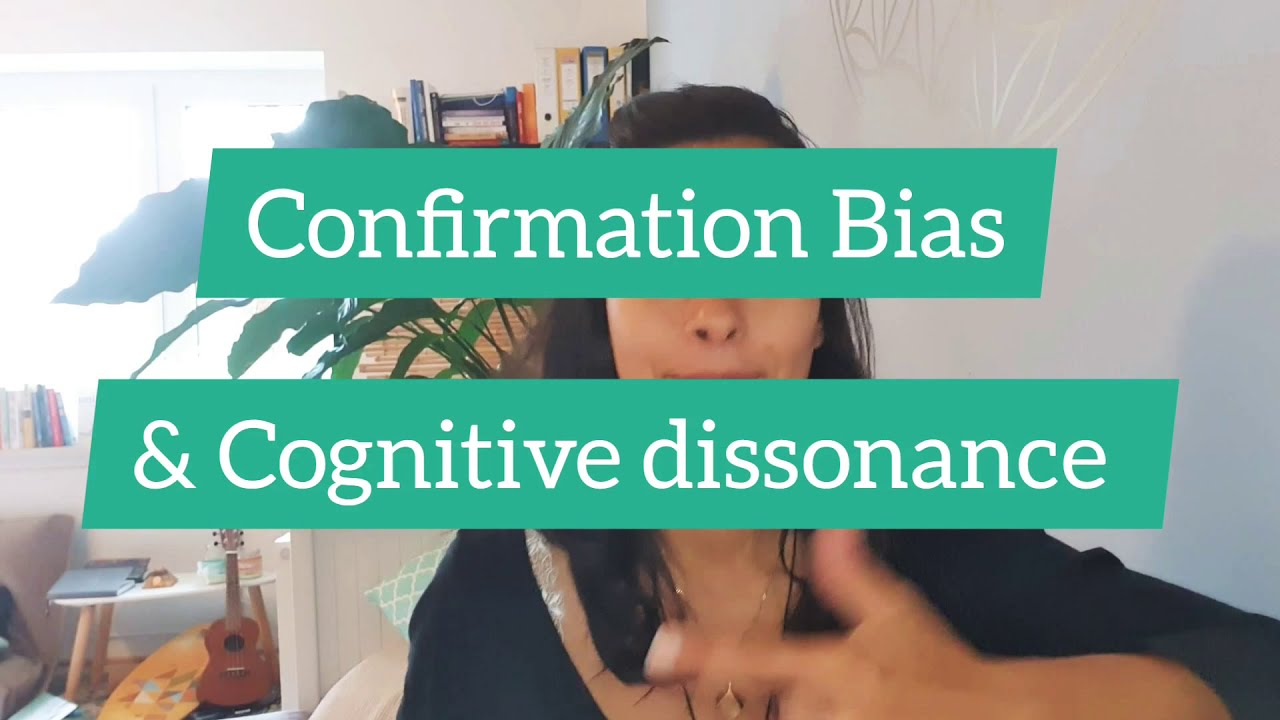 Why It's OK! Confirmation bias
