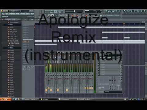 Apologize Remix Instrumental Youtube