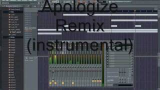 Apologize Remix (instrumental)