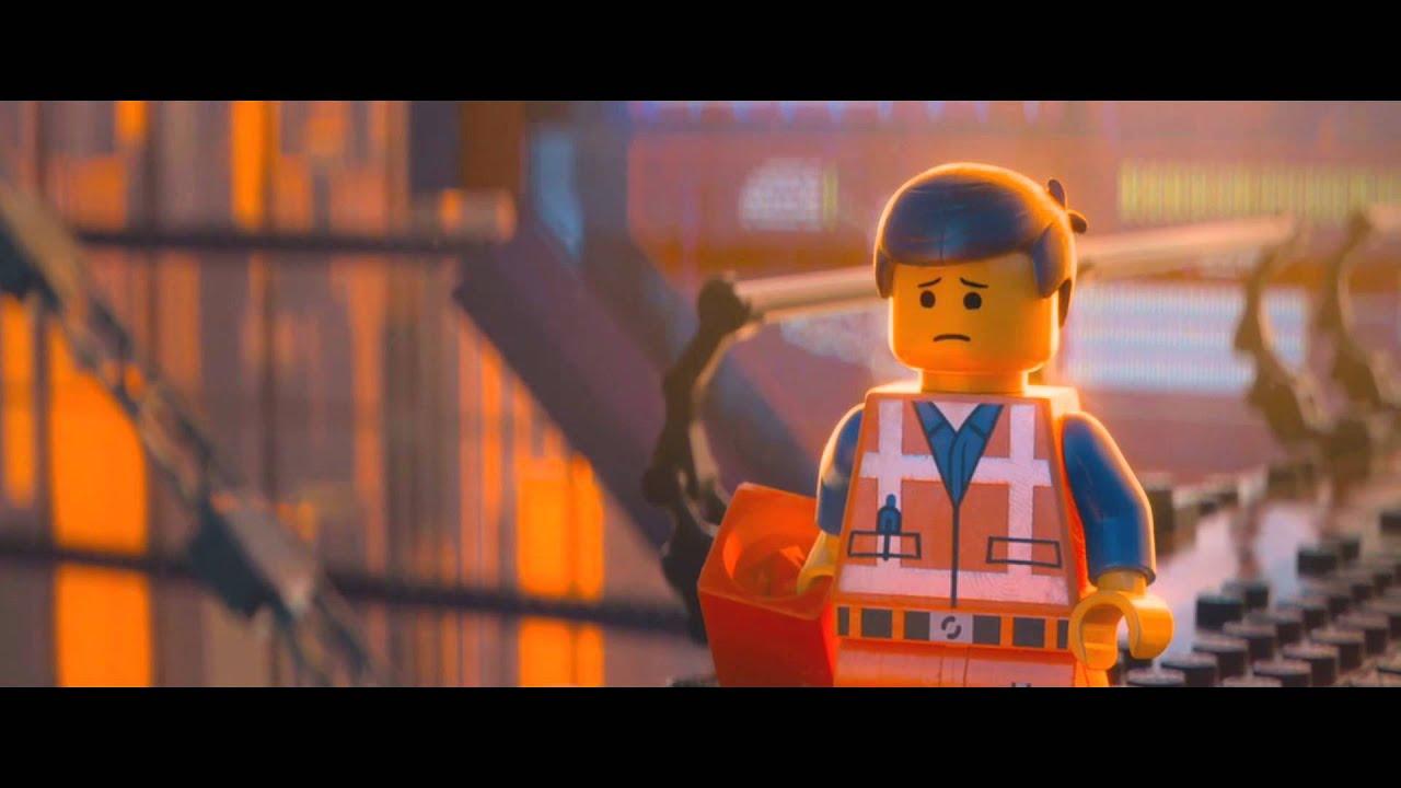 The Lego Movie Emmett Vs Lord President Business