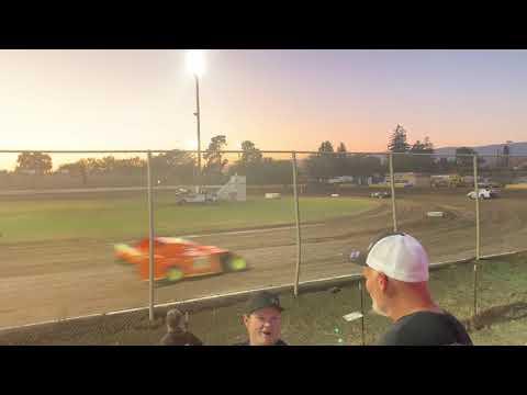 Watsonville Speedway #05 Jarrod Mounce 3rd place