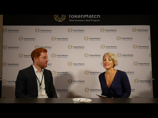 TrustedCars Interview - TokenMatch Barcelona October 19, 2018